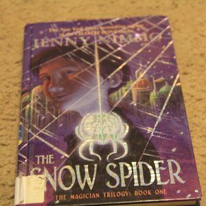 Snow Spider the Magician trilogy book one